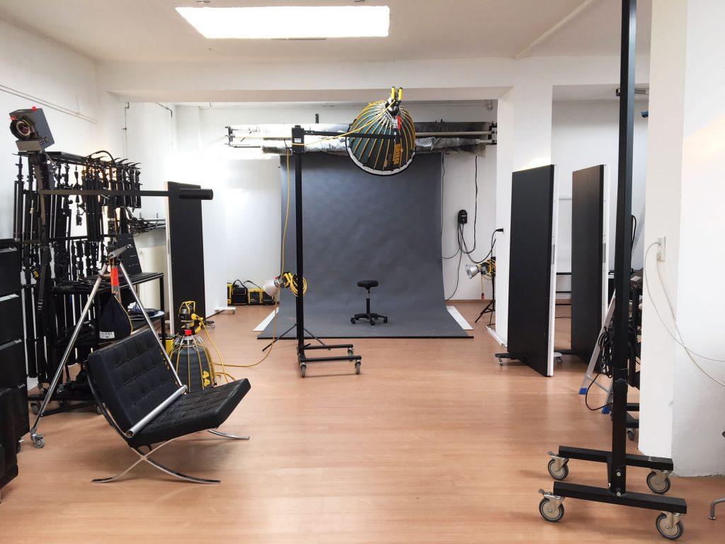 Das Foto-Studio