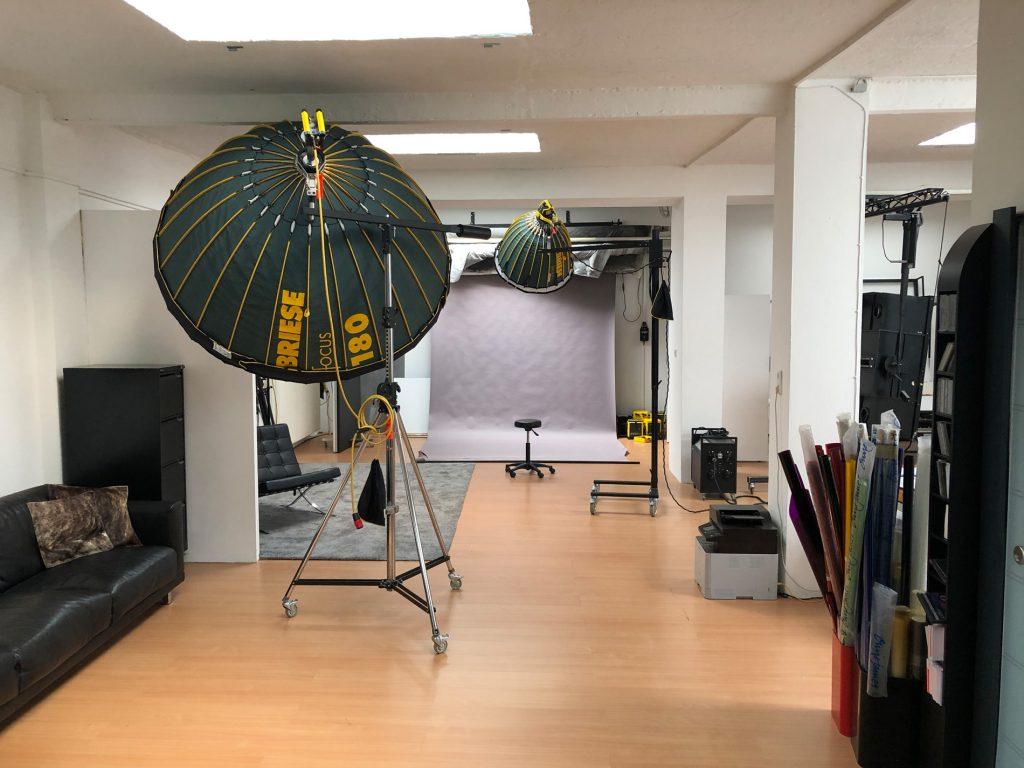 Orion Dahlmann Foto und Film Mietstudio in Düsseldorf